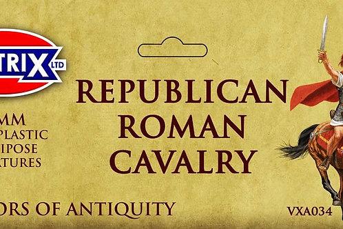 REPUBLICAN ROMAN CAVALRY