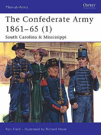 The Confederate Army 1861-65 (1)