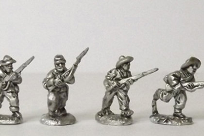 Confederate Army (10mm)