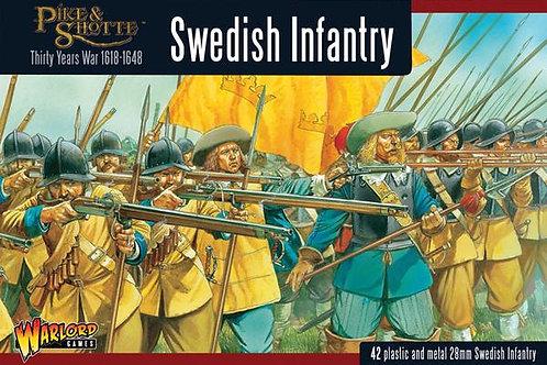 Swedish Infantry - Thirty Years War