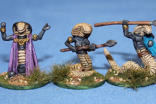 Sons of the Snake Spears