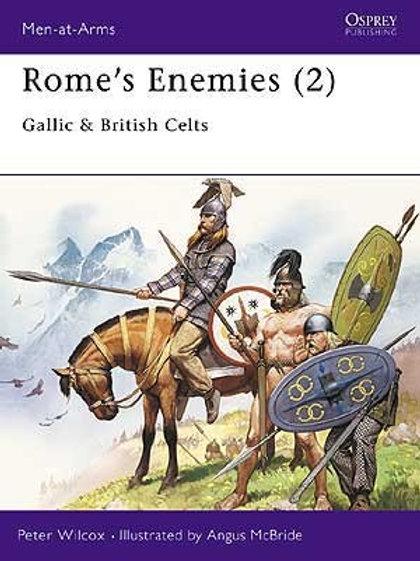Rome's Enemies (2) Gallic & British Celtic