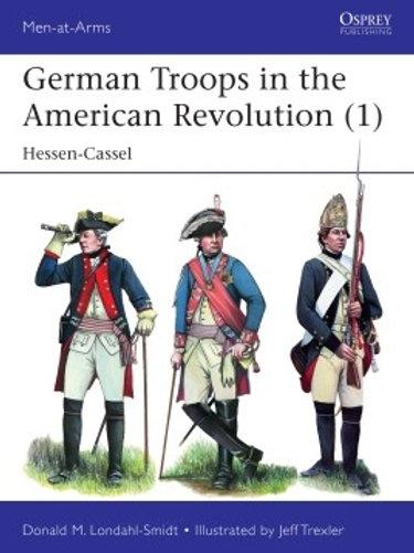 German Troops in the American Revolution (1)
