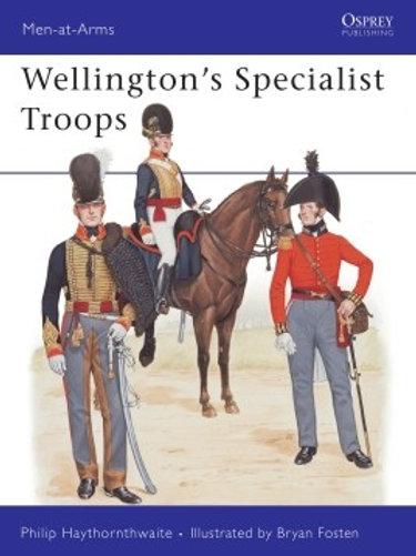 Wellington's Specialist Troops