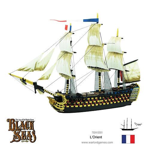 L'Orient - Black Seas