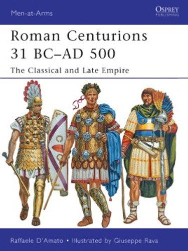 Roman Centurions 31BC - AD500