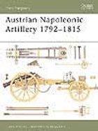 Austrian Napoleonic Artillery 1792-1815