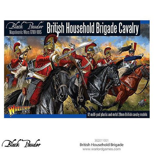 BRITISH HOUSEHOLD CAVALRY