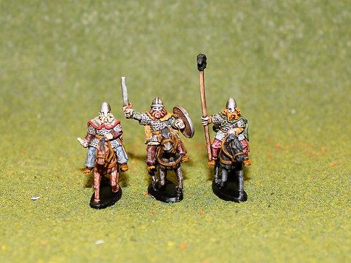 15mm Viking Cavalry Command