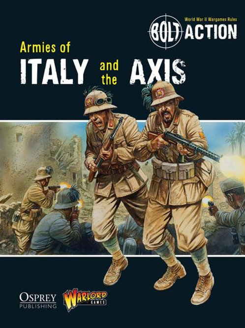 BOLT ACTION - ARMIES OF ITALY