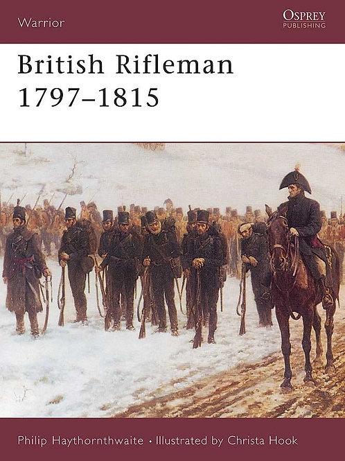 The British Rifleman 1797-1815