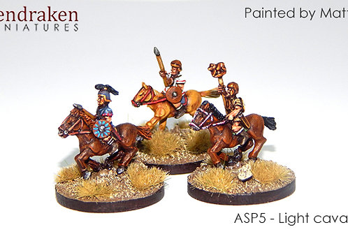 Ancient Spanish Army Pack - Punic Wars