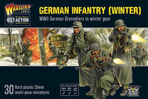 GERMAN INFANTRY (WINTER UNIFORM)