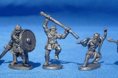 15mm Early Saxon Personalities