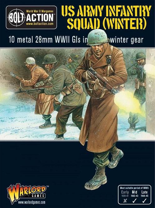 US Infantry Squad - Winter Clothing