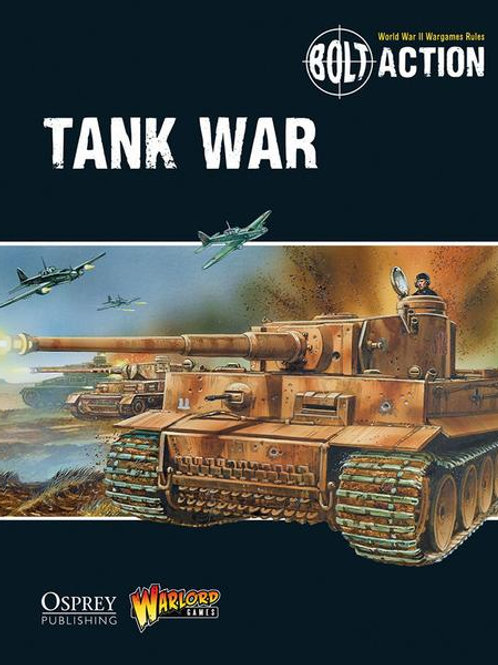 BOLT ACTION - TANK WAR