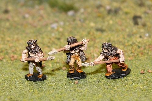 Bear Clan Spears