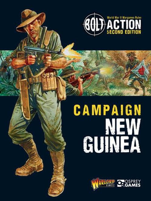 BOLT ACTION - CAMPAIGN: NEW GUINEA