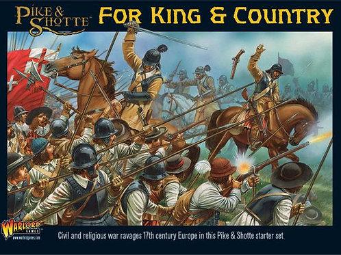 FOR KING & COUNTRY - STARTER SET