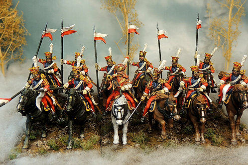 Victrix Imperial Guard Lancers