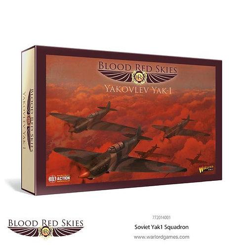 Soviet Yak 1 Squadron - Blood Red Skies