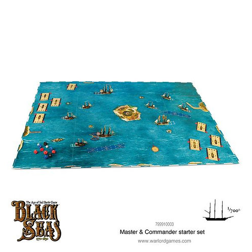 "Black Seas ""Master & Commander"" Starter Set"
