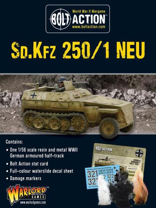 Sd.Kfz 250/51 Neu Halftrack