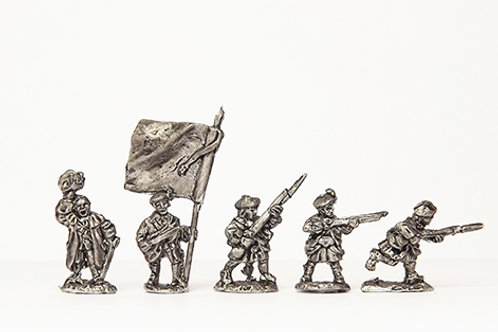 The '45 Jacobite Rebellion Scots Army Pack