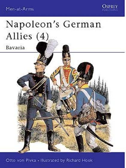Napoleon's German Allies (4) Bavaria