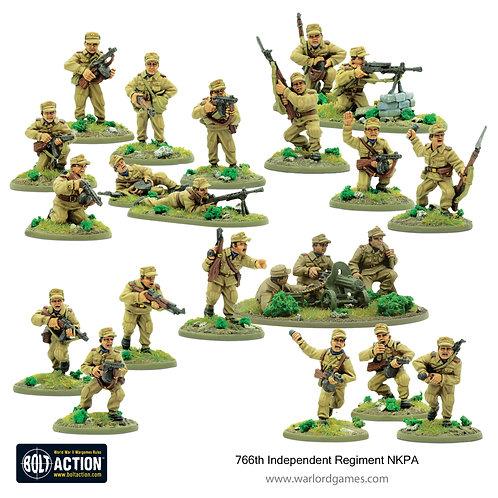 766th Independent Regiment NKPA