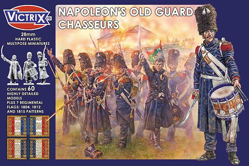 FRENCH OLD GUARD CHASSEURS