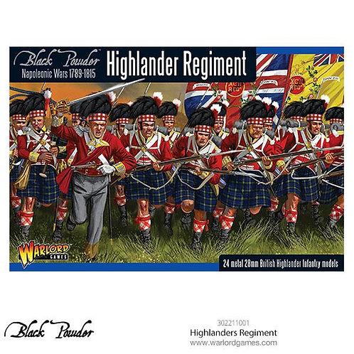 HIGHLANDER REGIMENT