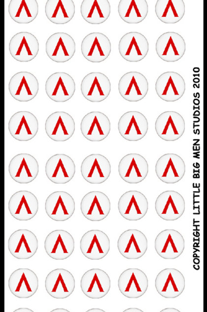 10mm Spartan Shield Transfers (3)