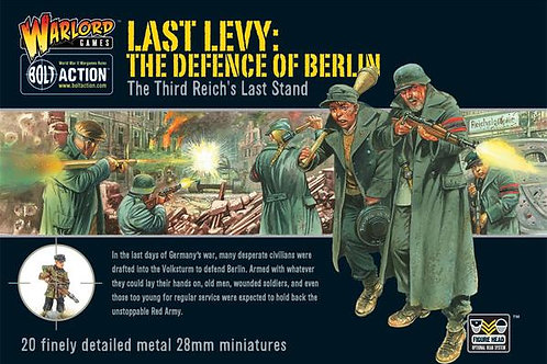 LAST LEVY - THE DEFENCE OF BERLIN
