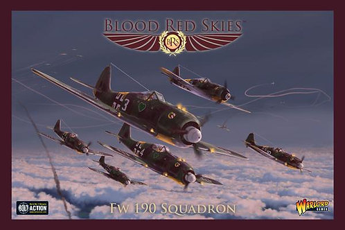 Fw 190 Squadron - Blood Red Skies