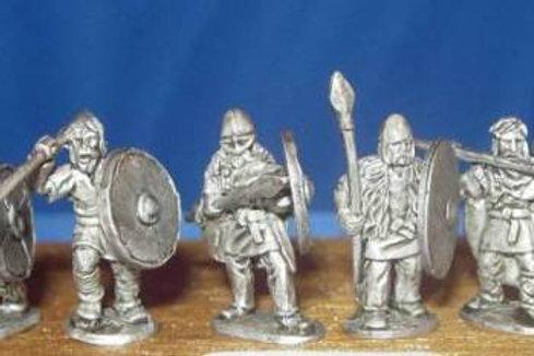 15mm Early Saxon Medium Infantry (2)