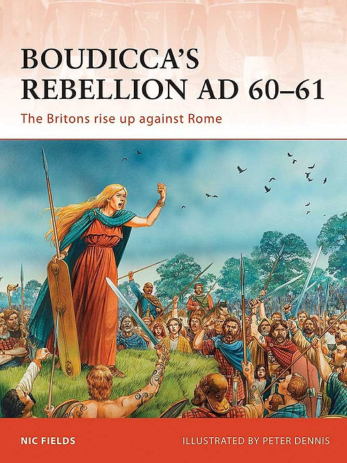 Boudicca's Rebellion AD60-61