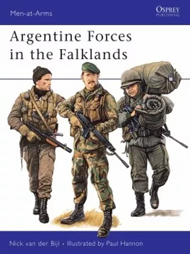 Argentine Forces in the Falklands