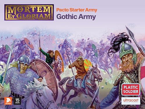 15mm Goth Army Pack (Mortem et Gloriam)