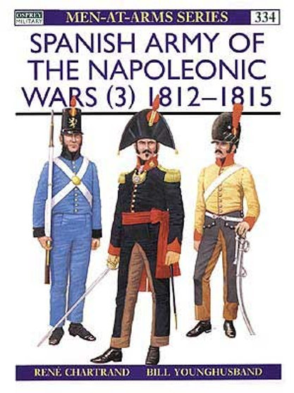 Spanish Army of the Napoleonic Wars (3) 1812-1815