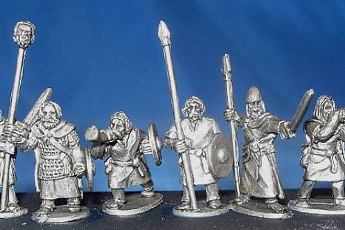 15mm Scots-Irish Command