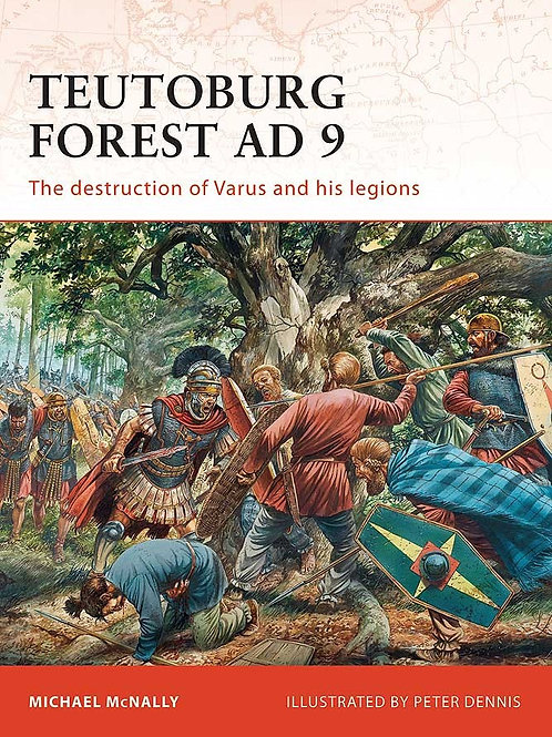 Teutoburg Forest AD9
