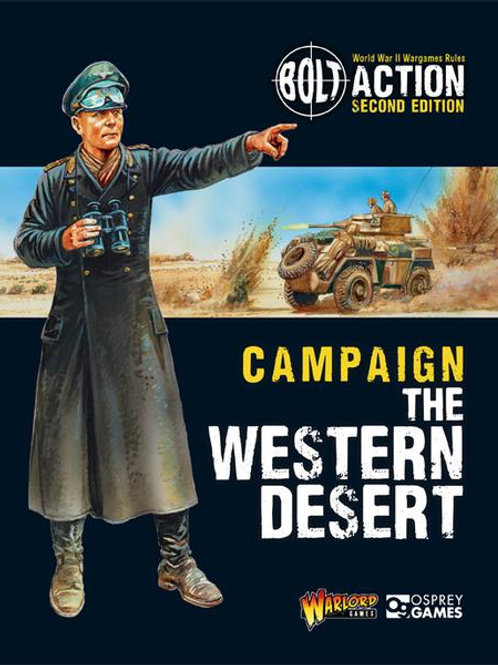 BOLT ACTION - CAMPAIGN: THE WESTERN DESERT