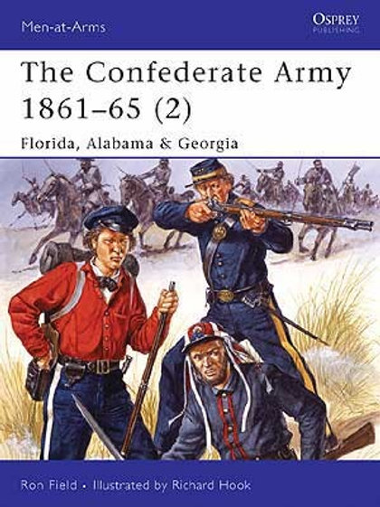The Confederate Army 1861-65 (2)
