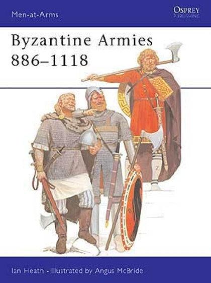 Byzantine Armies 886 - 1118AD