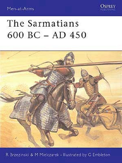 The Sarmatians 600BC-450AD