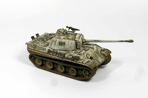 Panther Ausf G  1:144th scale