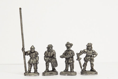 Early 16th Century English Army (Flodden Period)