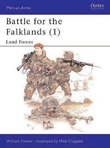 Battle for the Falklands (1) Land Forces