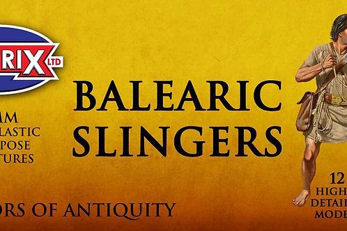 BALEARIC SLINGERS